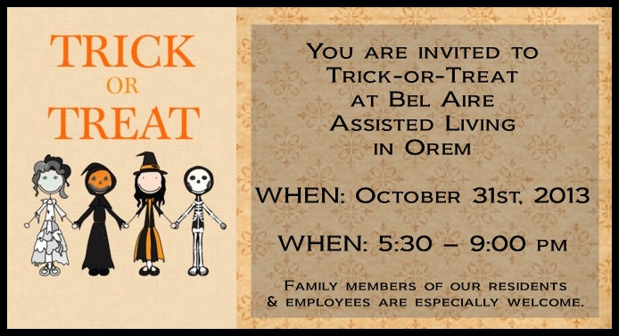 Trick-or-Treat-Orem