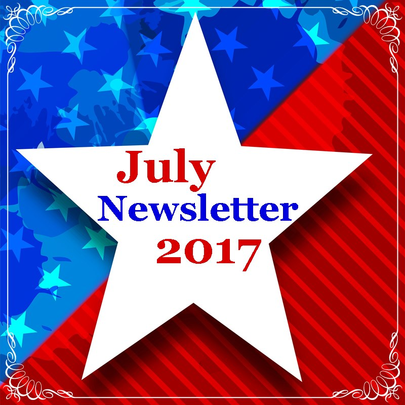 July Newsletter 2017