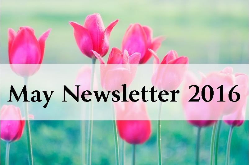 May Newsletter 2016