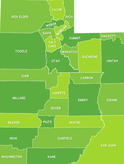 Medicare Counseling Map
