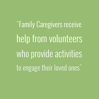 HELP FOR CAREGIVERS WITH CAREPARTNERS