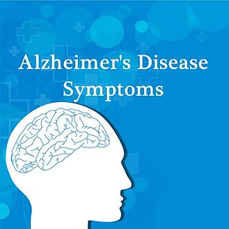 Alzheimers Disease Symptoms