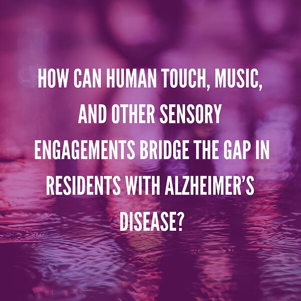 ALZHEIMERS BRIDGE THE GAP