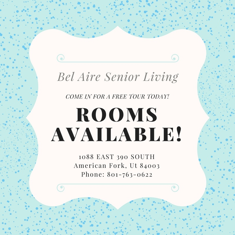 Make Bel Aire Your New Home