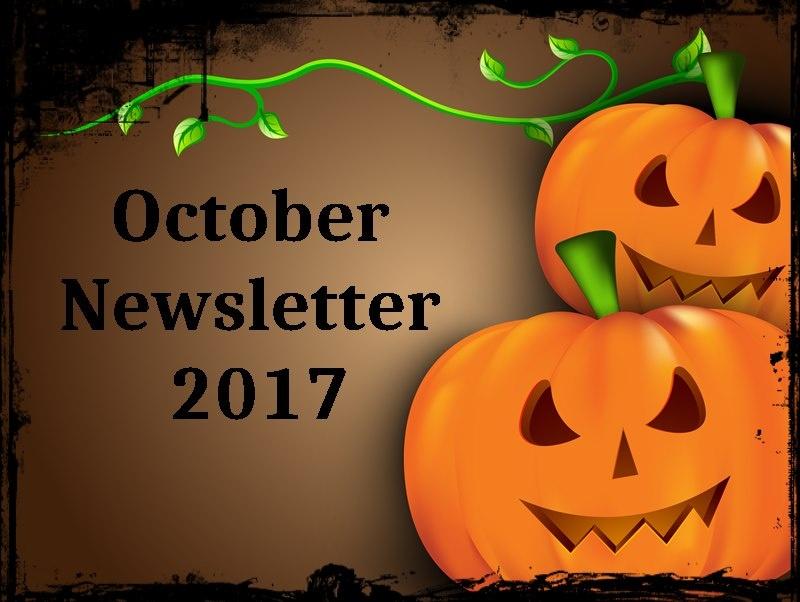 October Newsletter 2017