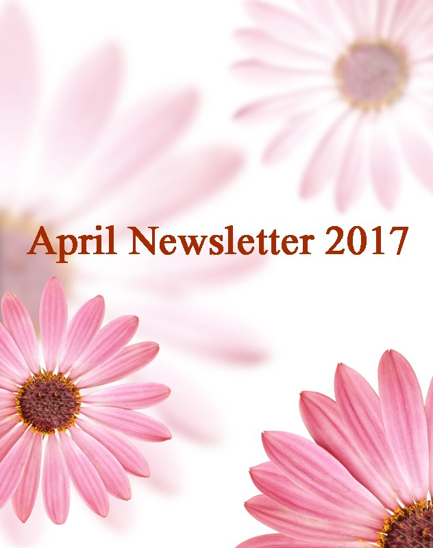 April Newsletter 2017